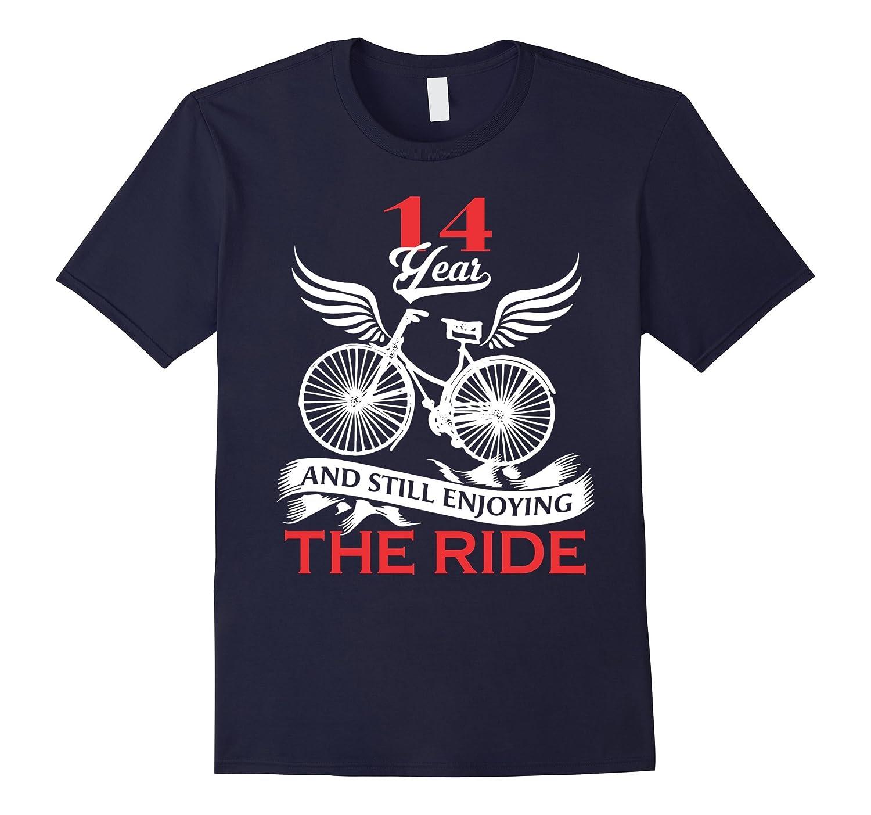 14th Wedding Anniversary T-Shirt - 14 Years Marriage Shirt-Art