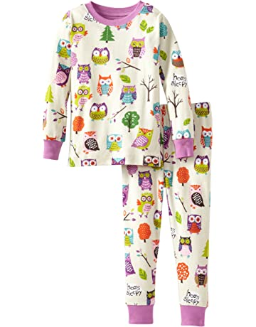 867f0308fa Hatley Little Blue House by Girl s Party Owls Pyjama Set