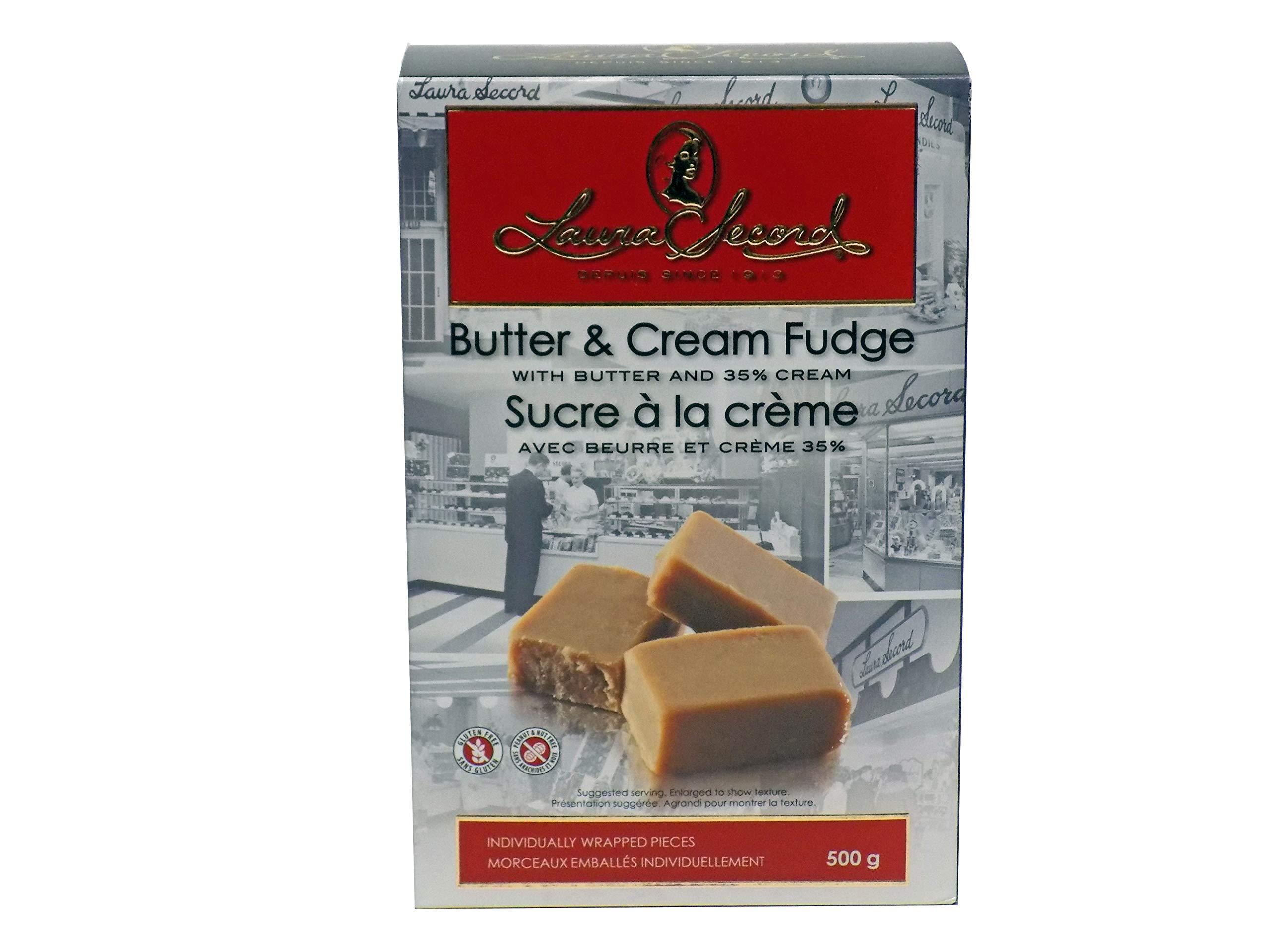 Laura Secord Butter & Cream Fudge by Laura Secord