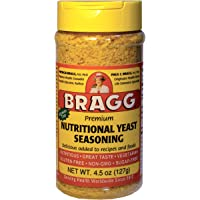 Bragg Nutritional Yeast Seasoning, 127 g