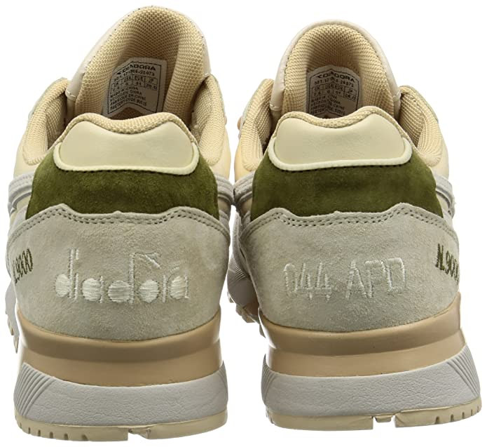 N9000 Chaussures Taille 42 Beigegrisvert Colombo Diadora 0AqA5wH