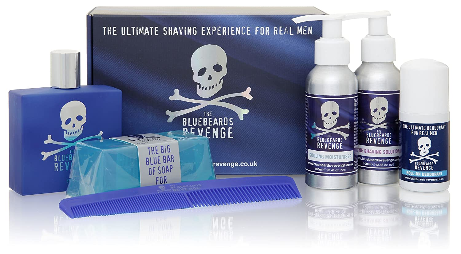 The Bluebeards Revenge Perfect Fathers Day Gift Set BBRPDK