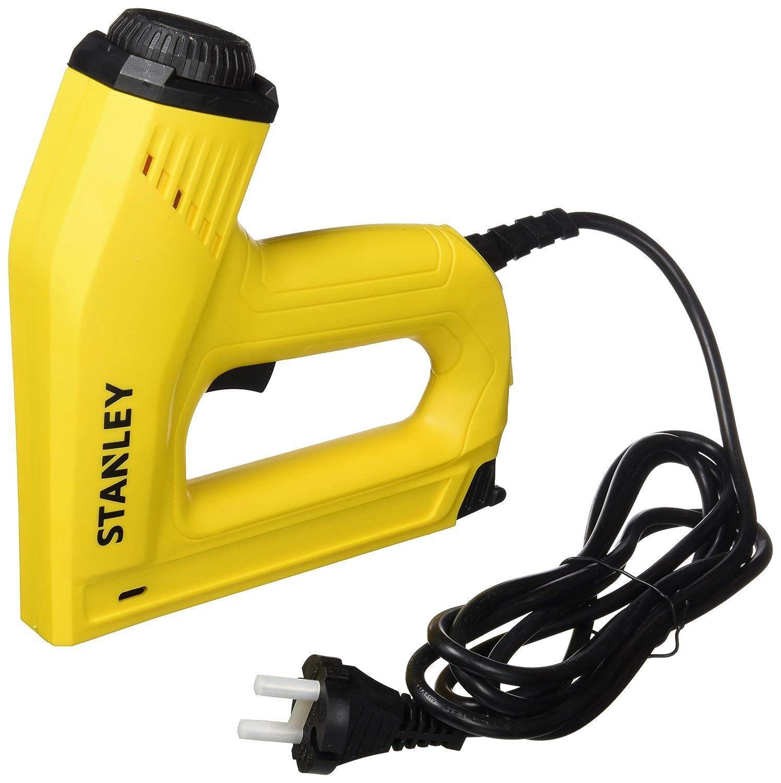 Stanley 6-TRE550 Stapler / Nailer Electric TRE550, yellow