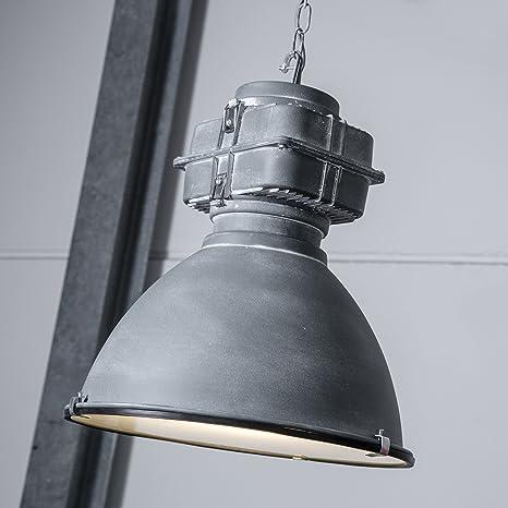 Lámpara colgante de diseño vintage de la industria en estilo ...