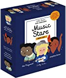 Music Stars (A Little People, Big Dreams Box Set)