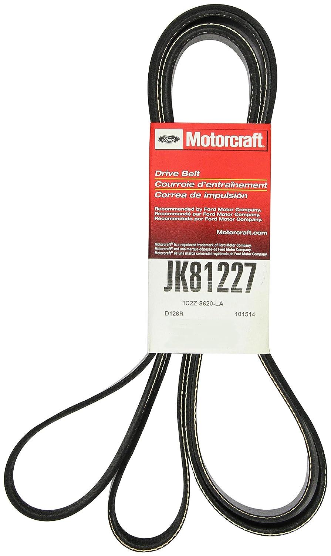 Motorcraft JK8-1227 Serpentine Belt JK81227