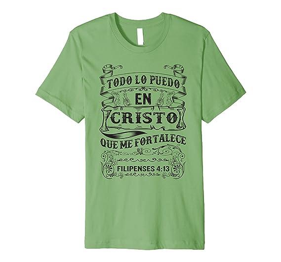 Mens Camisas religiosas para mujeres con versiculos de la Biblia 2XL Grass