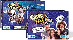 لعبة كريزي توك باللغة العربية من نيلكو