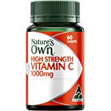 Nature's Own High Strength Vitamin C 1000mg Chewable - 60 Tablets