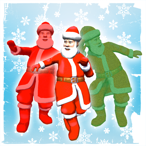 Dancing Santa 3D - Face Booth & Christmas Dance Special