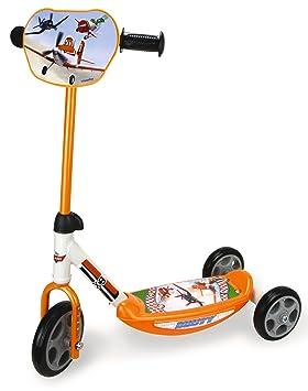 Planes - Patinete con 3 ruedas (Smoby 450162): Smoby ...
