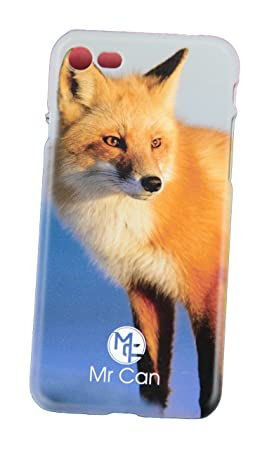 iphone 7 coque renard