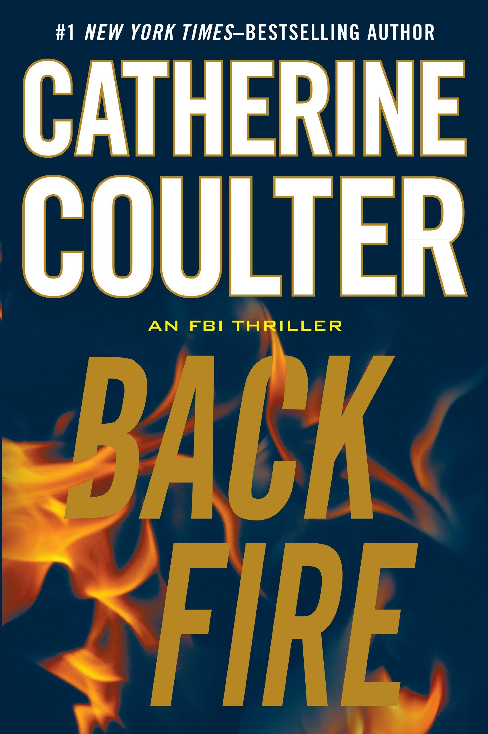 Read Online Backfire (An FBI Thriller) PDF