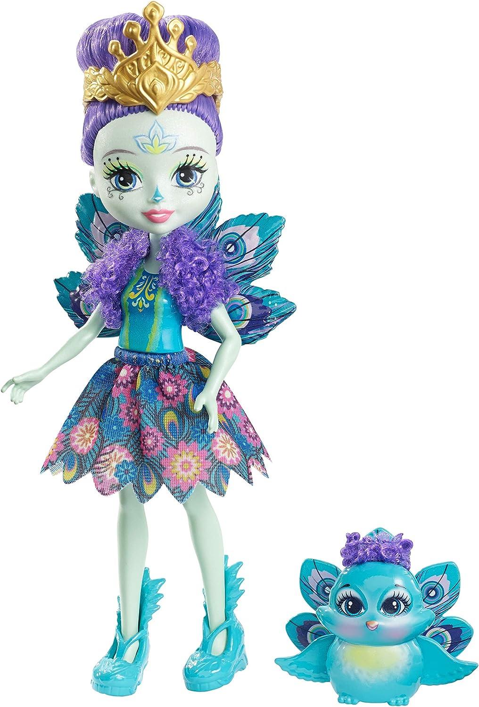 Enchantimals Patter Peacock Doll.