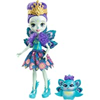 Enchantimals - Mattel Dyc76 Tavuskuşu Patter