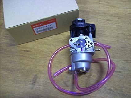 Carburetor Honda 16100-Z0D-D03 replaces 16100-Z0D-D01