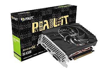 PALIT GeForce GTX 1660 Super Stormx Tarjeta de Video ...