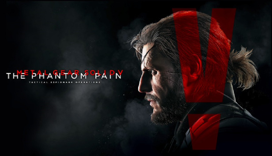 Metal Gear Solid V: The Phantom Pain [Online Game Code]