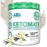 ANS Performance Vanilla Bean Ketomate MCT Creamer, 300 GR
