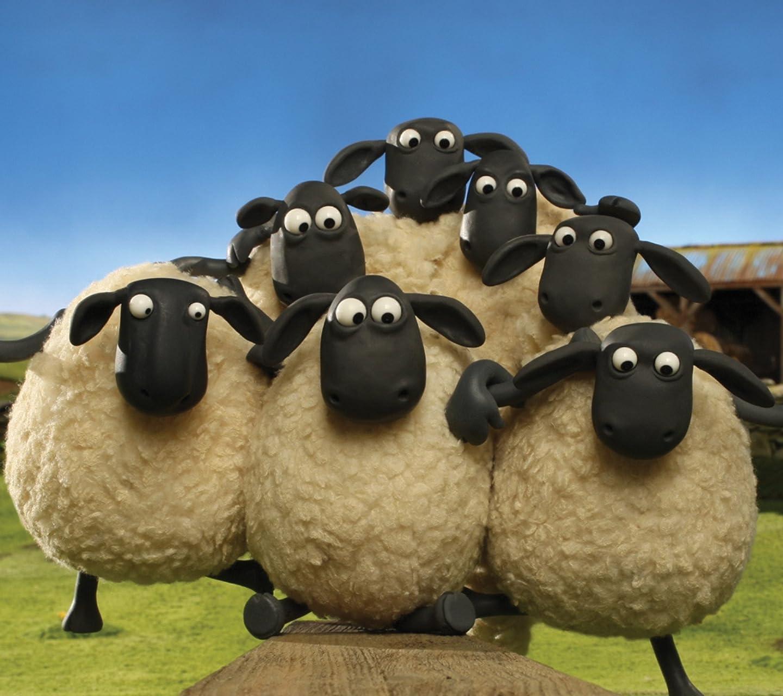 ひつじのショーン Hd 1440 1280 群れの仲間達 The Flock その他