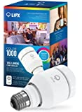 LIFX Colour 1000 Wi -Fi Smart LED Light Bulb,Works with Alexa Multi-Colour, Dimmable,  No Hub Required, Edison Screw E27
