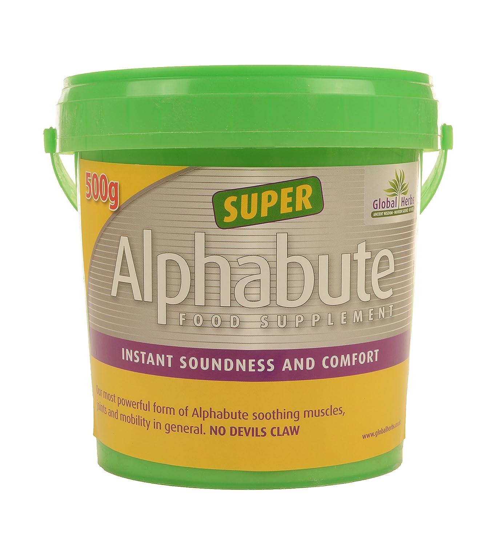 500G Alphabute Super by Global Herbs (500G)