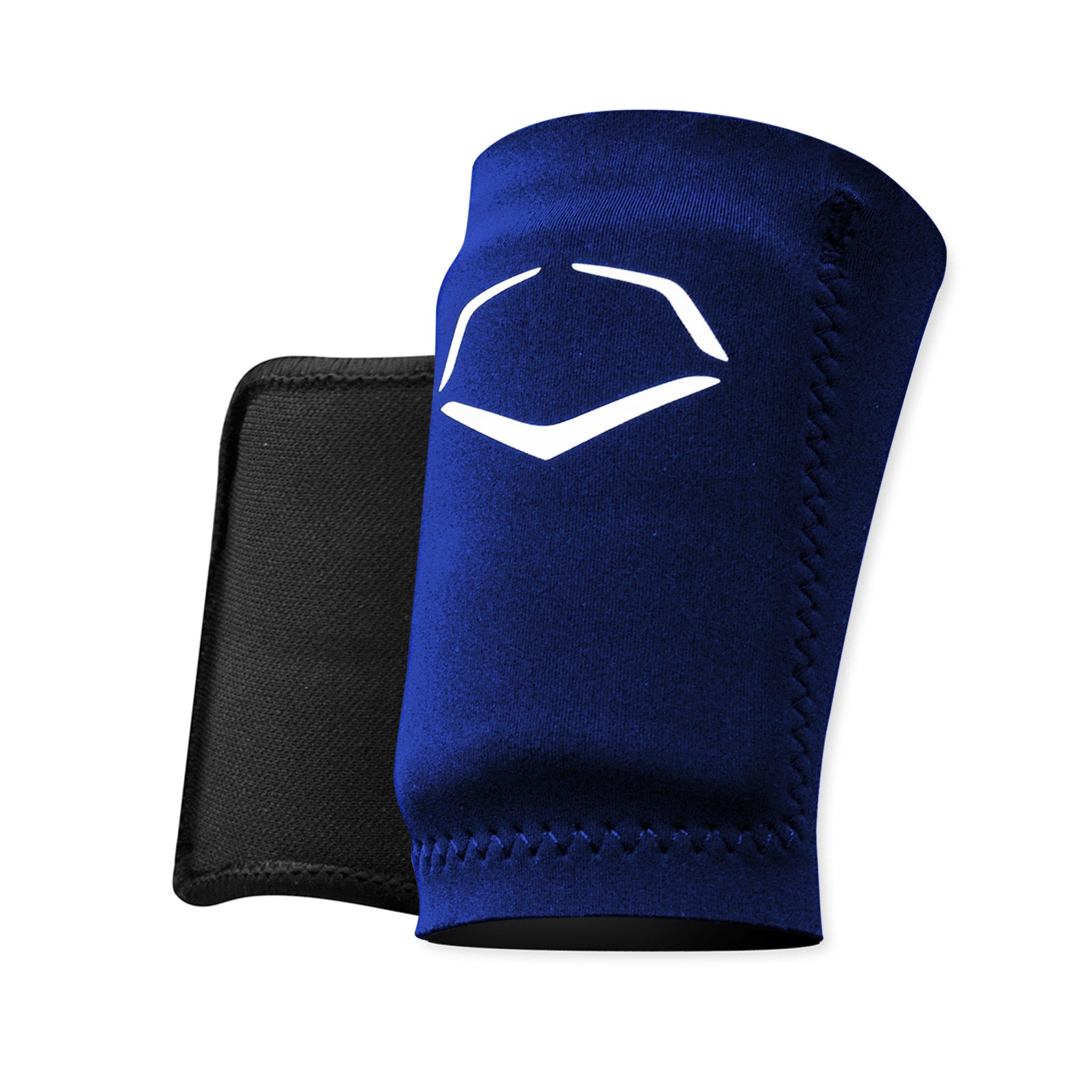 EvoShield Protective Baseball Wrist Guard,Navy,Medium by EvoShield