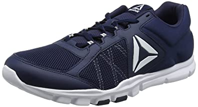 4702cf7ad066fd Reebok Men s s Yourflex Train 9.0 Mt Fitness Shoes  Amazon.co.uk ...