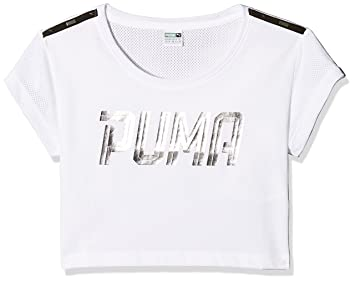afa88ebde680a Puma T-Shirt pour Enfants Sportstyle Tee G  Amazon.fr  Sports et Loisirs