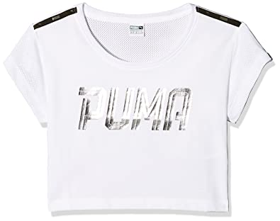 946ccf96543 Puma Sportstyle Layer Tee G: Amazon.in: Clothing & Accessories