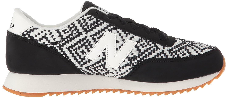 New Balance Women's 501v1 Sneaker B075R7JPF8 12 B(M) US|Black/White