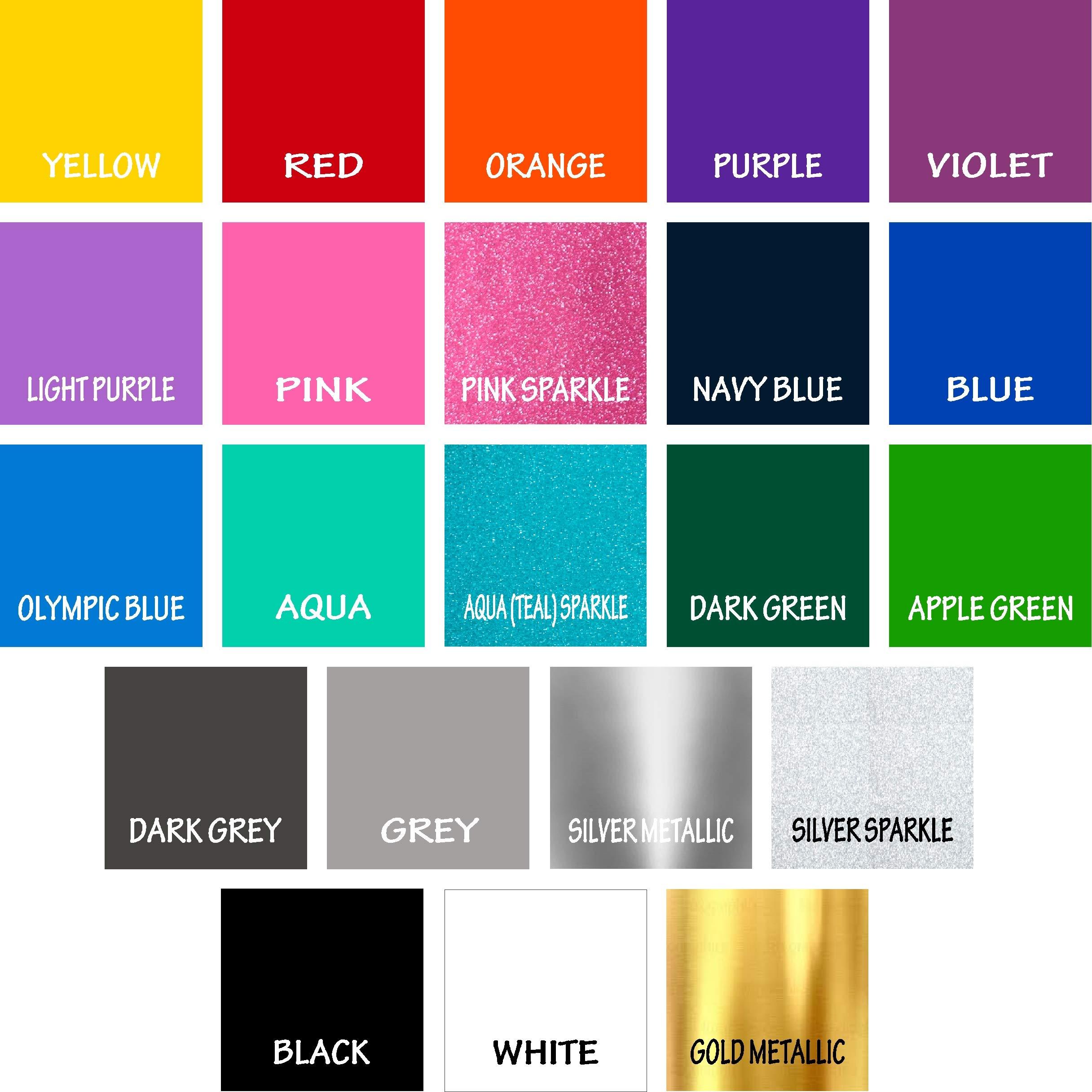 Bermuda Shorts Graphics Personalized Name Decal/Tumbler Sticker/Custom Vinyl Laptop Skin Decal Sticker (2'' x 4'' Decal)