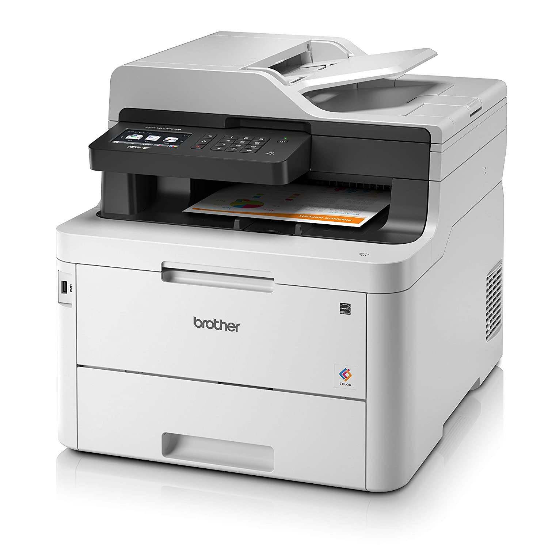 Brother Impresora MFC-L3770CDW A4 láser a Color, para ...