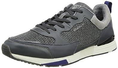 GANT Footwear Herren Andrew Sneaker, Schwarz (Black), 40 EU