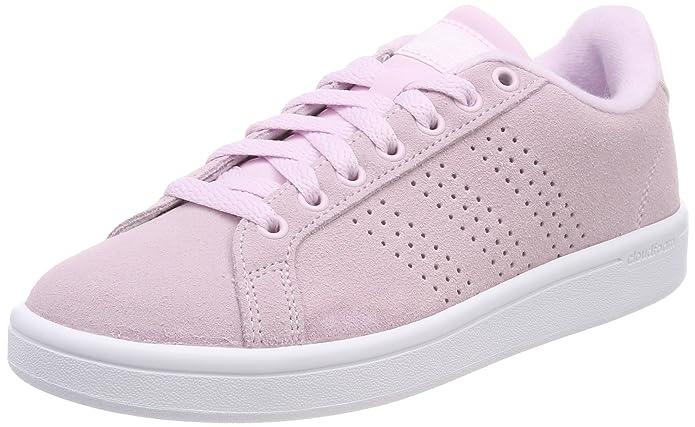 info for ed267 ce8dc adidas Cloudfoam Advantage Clean, Baskets Femme Amazon.fr Chaussures et  Sacs