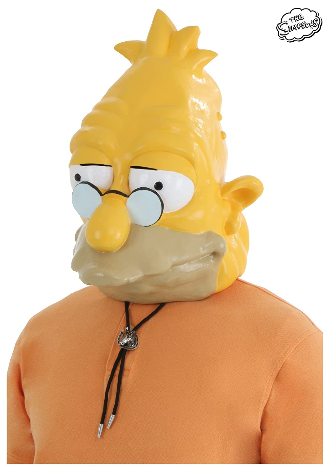 Grandpa Simpson Mask Standardhttps://amzn.to/2C6nJJd