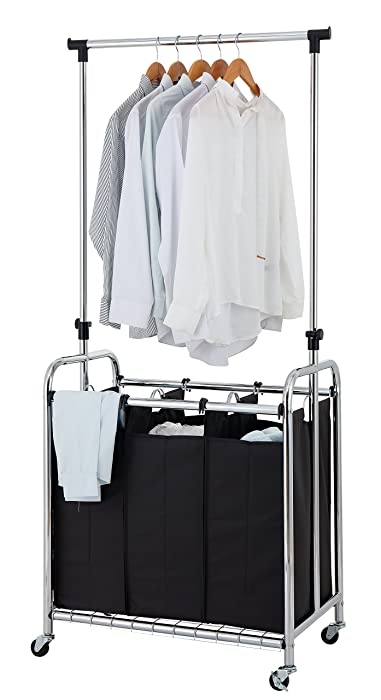 Top 9 Narrow Laundry Cart With Wheels