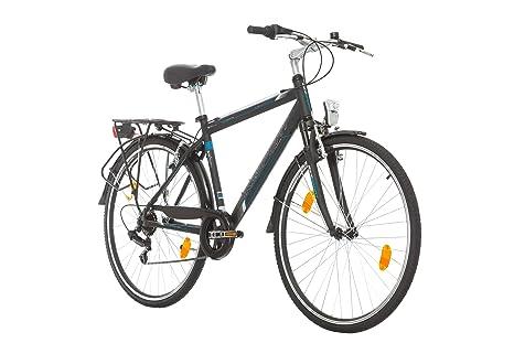 "BIKE SPORT LIVE ACTIVE Bikesport Rimini Bicicleta Ruedas de 28"" 480 mm Hombre Shimano 6"