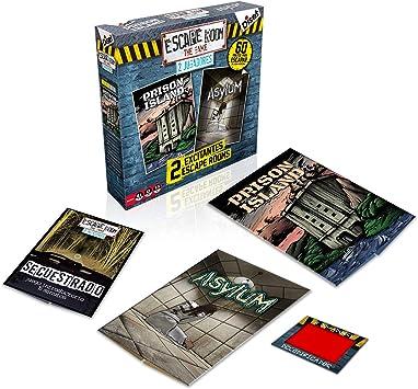 Diset- Escape Room Dos Jugadores (62328): Amazon.es: Juguetes y juegos