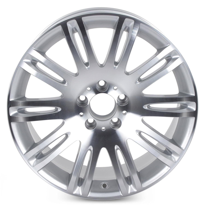 Brand New 18 x 8.5 Alloy Replacement Wheel for Mercedes E350 E550 2007 2008 2009 Rim 65432 Machined