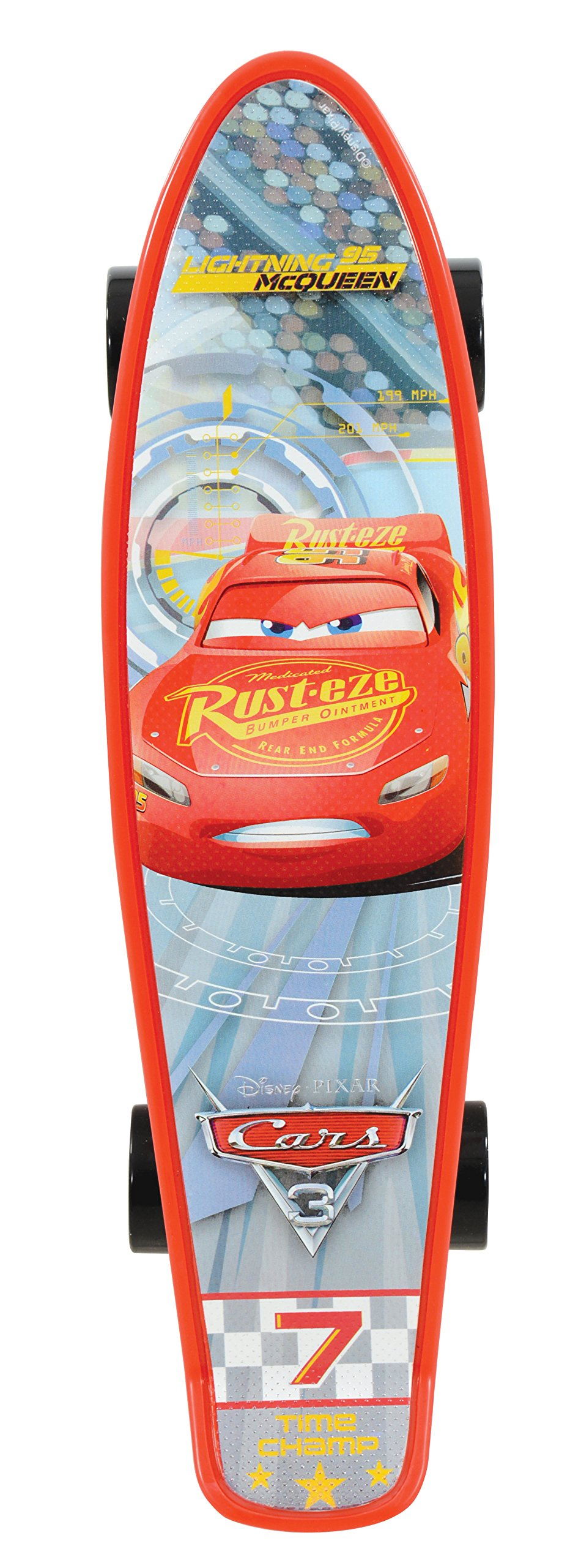 Cars 3 Disney Cruiser Skateboard by Unknown