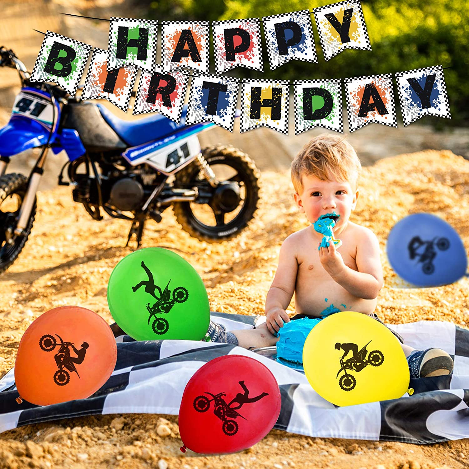 Extreme Sports Birthday Party Supplies