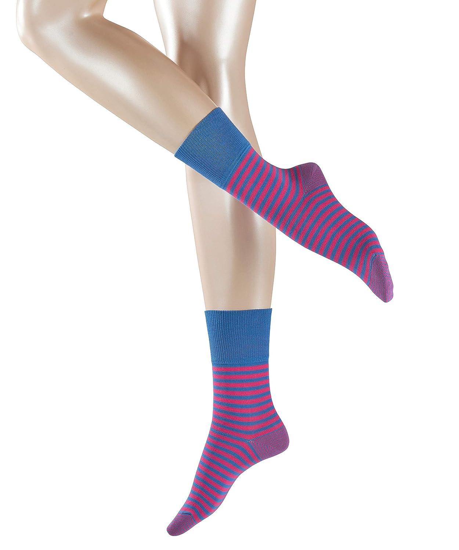 Blickdicht ESPRIT Damen Fold Stripe Socken