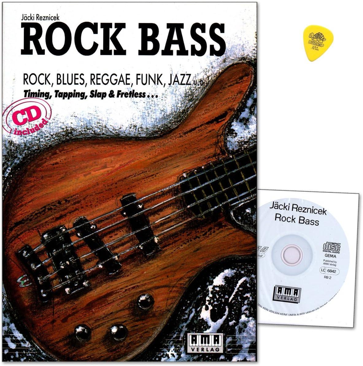 Rock Bass – Escuela de jäcki reznicek – Fundamentos, Equipment ...