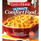 Taste of Home Ultimate Comfort Food: Over 475 Delicious and Comforting Recipes from Dinners to Desserts (Taste of Home Books)