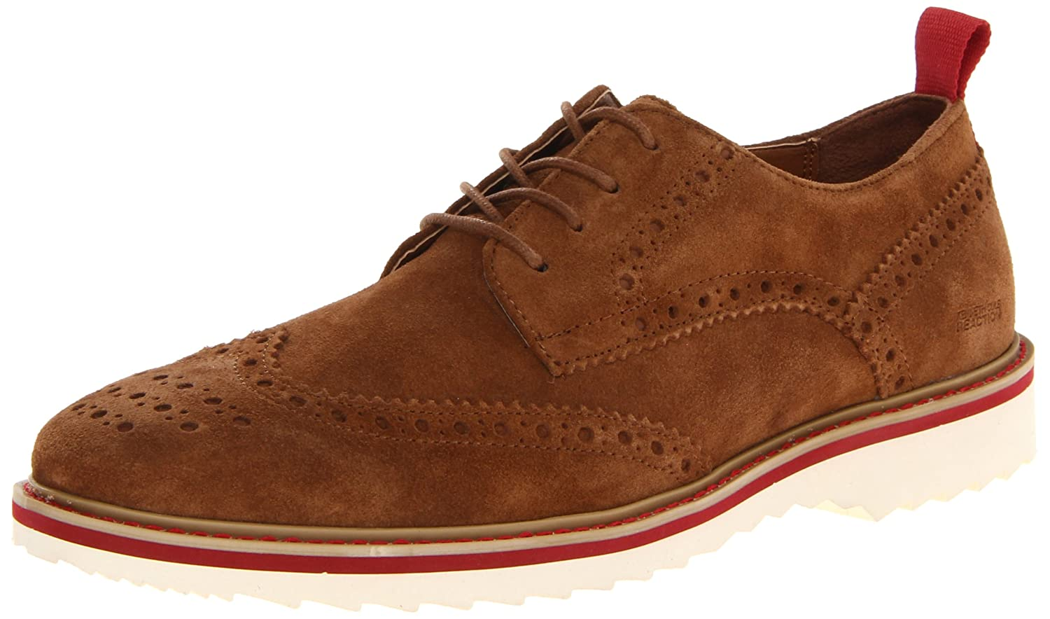 Amazon.com | Kenneth Cole NEVER TOO HYPE SU Mens Suede Oxfords Shoes |  Oxfords