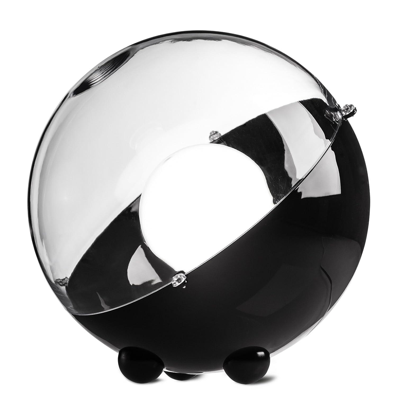 31.5/x 31.5/x 30.5/cm Koziol Lampada da pavimento Plastica Plastica cool grigio E27 31.5 x 31.5 x 30.5 cm E27