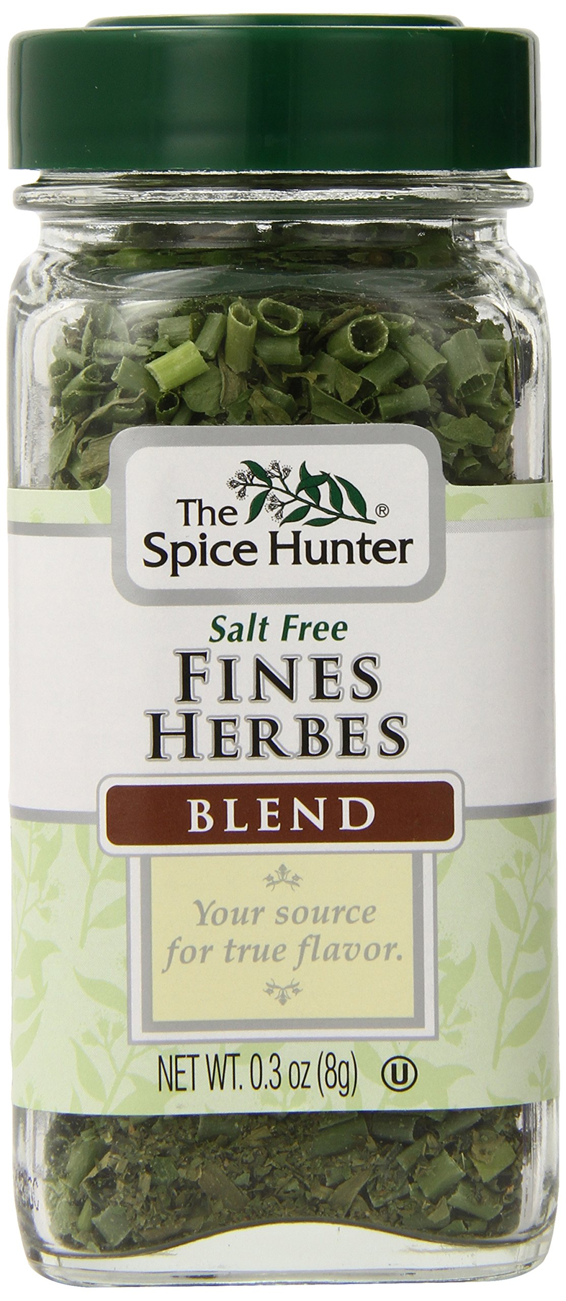 The Spice Hunter Fines Herbes Blend, .30-Ounce Jar