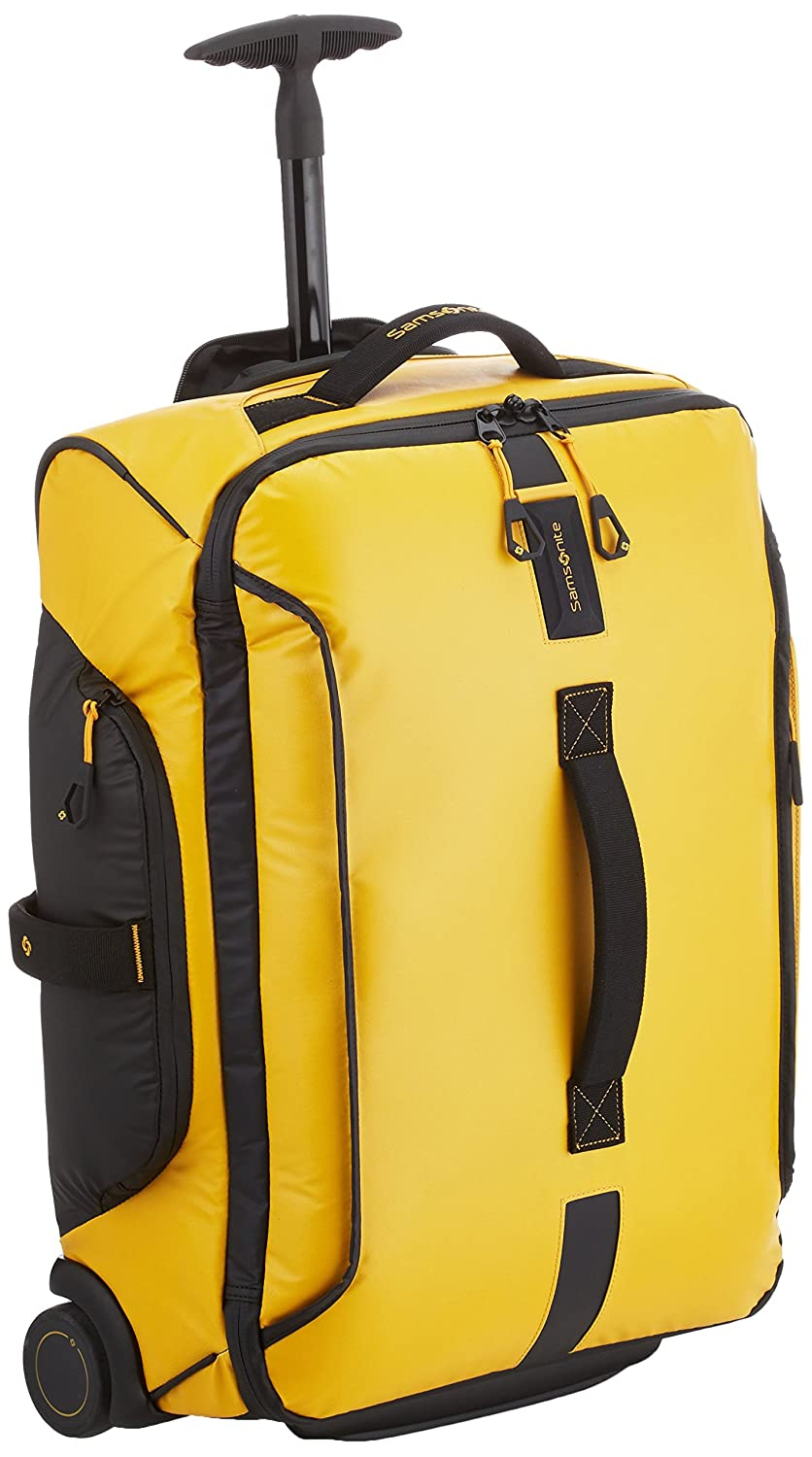 Amazon.com | Samsonite Paradiver Light Duffle with wheels 55 ...
