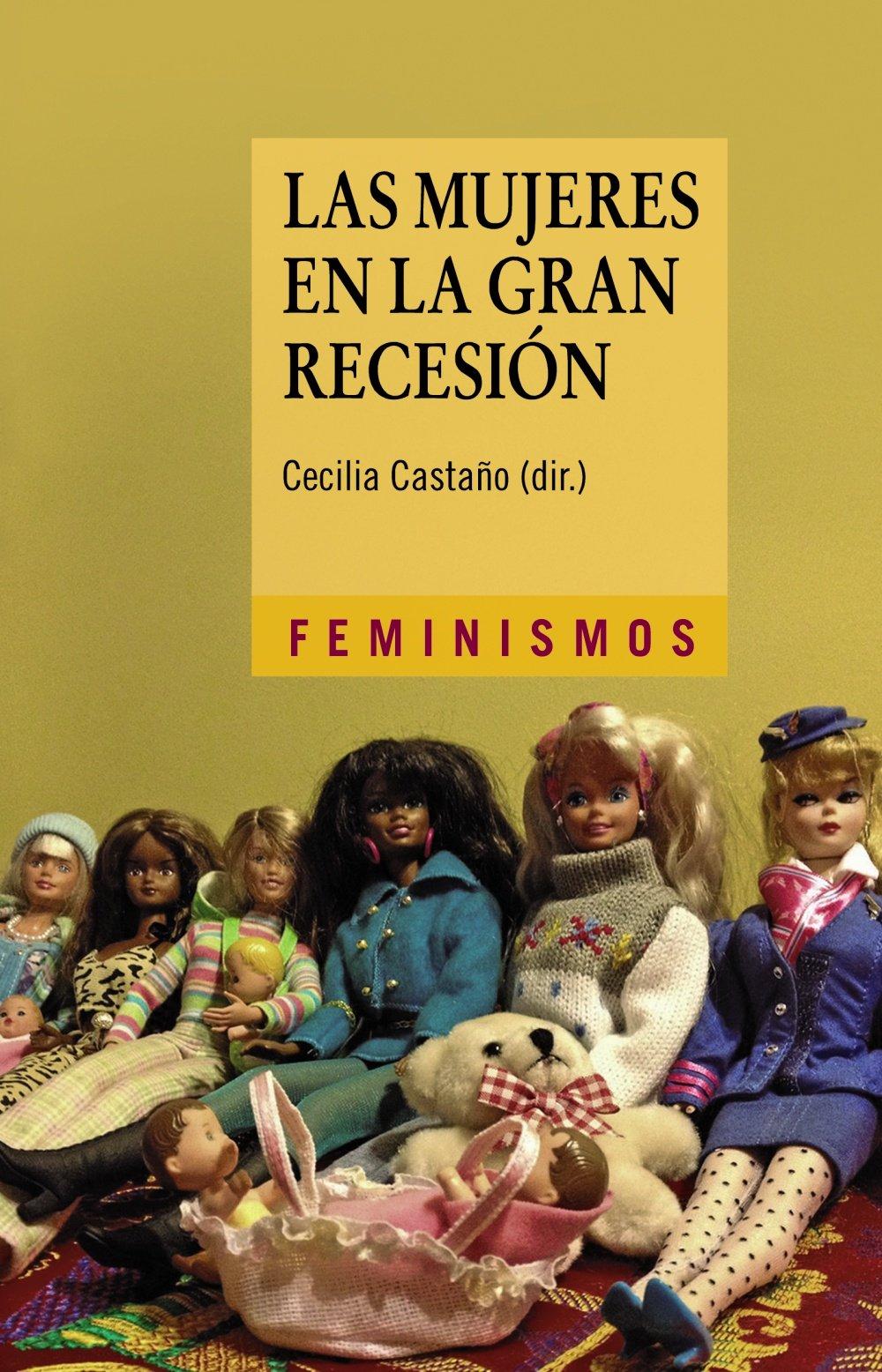 Download MUJERES EN LA GRAN RECESION, LA.(FEMINISMOS) pdf epub